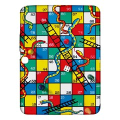 Snakes And Ladders Samsung Galaxy Tab 3 (10.1 ) P5200 Hardshell Case