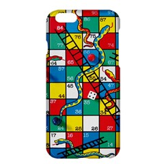 Snakes And Ladders Apple iPhone 6 Plus/6S Plus Hardshell Case