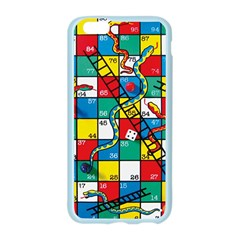 Snakes And Ladders Apple Seamless iPhone 6/6S Case (Color)