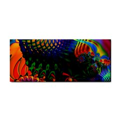 Colored Fractal Cosmetic Storage Cases