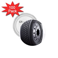 Tire 1.75  Buttons (100 pack)