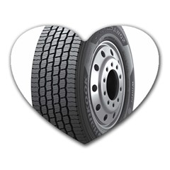 Tire Heart Mousepads