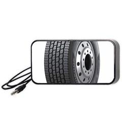 Tire Portable Speaker (Black)