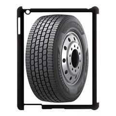 Tire Apple iPad 3/4 Case (Black)