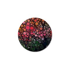 Circle Abstract Golf Ball Marker