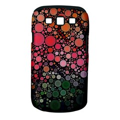 Circle Abstract Samsung Galaxy S III Classic Hardshell Case (PC+Silicone)