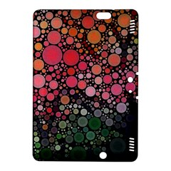 Circle Abstract Kindle Fire HDX 8.9  Hardshell Case