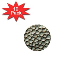 Ocean Pattern 1  Mini Magnet (10 pack)