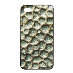 Ocean Pattern Apple iPhone 4/4s Seamless Case (Black)