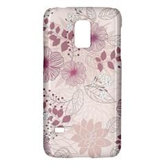 Leaves Pattern Galaxy S5 Mini