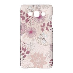 Leaves Pattern Samsung Galaxy A5 Hardshell Case