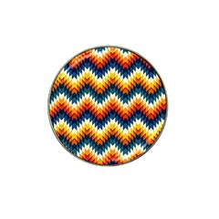 The Amazing Pattern Library Hat Clip Ball Marker (4 pack)