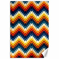 The Amazing Pattern Library Canvas 20  x 30