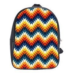 The Amazing Pattern Library School Bags(Large)