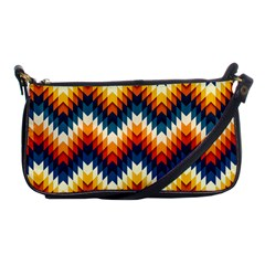 The Amazing Pattern Library Shoulder Clutch Bags