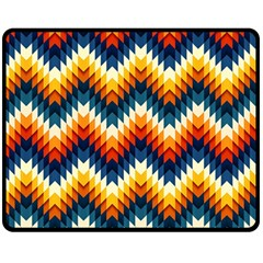 The Amazing Pattern Library Fleece Blanket (Medium)