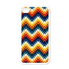 The Amazing Pattern Library Apple iPhone 4 Case (White)