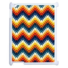 The Amazing Pattern Library Apple iPad 2 Case (White)