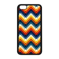 The Amazing Pattern Library Apple iPhone 5C Seamless Case (Black)