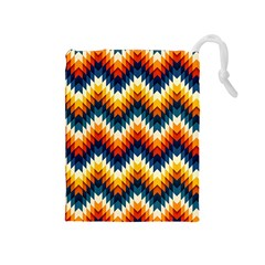 The Amazing Pattern Library Drawstring Pouches (Medium)
