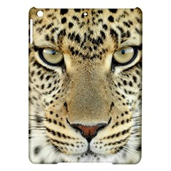 Leopard Face iPad Air Hardshell Cases