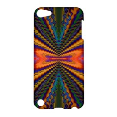 Casanova Abstract Art Colors Cool Druffix Flower Freaky Trippy Apple iPod Touch 5 Hardshell Case