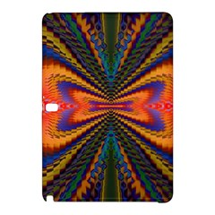 Casanova Abstract Art Colors Cool Druffix Flower Freaky Trippy Samsung Galaxy Tab Pro 10.1 Hardshell Case