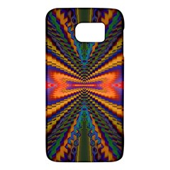Casanova Abstract Art Colors Cool Druffix Flower Freaky Trippy Galaxy S6