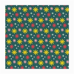 The Gift Wrap Patterns Medium Glasses Cloth (2-Side)