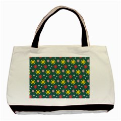 The Gift Wrap Patterns Basic Tote Bag (Two Sides)