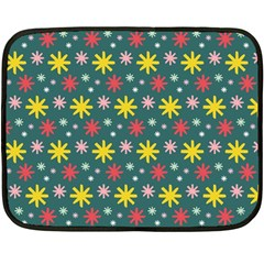 The Gift Wrap Patterns Double Sided Fleece Blanket (Mini)