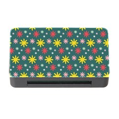 The Gift Wrap Patterns Memory Card Reader with CF