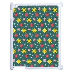 The Gift Wrap Patterns Apple iPad 2 Case (White)