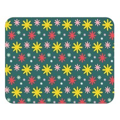 The Gift Wrap Patterns Double Sided Flano Blanket (Large)