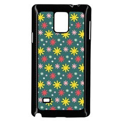 The Gift Wrap Patterns Samsung Galaxy Note 4 Case (Black)