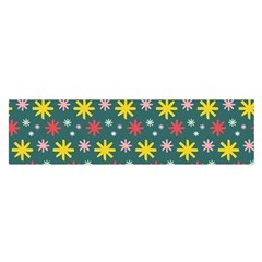 The Gift Wrap Patterns Satin Scarf (Oblong)