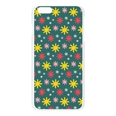 The Gift Wrap Patterns Apple Seamless iPhone 6 Plus/6S Plus Case (Transparent)