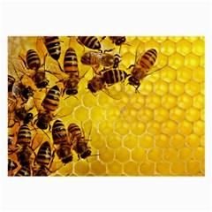 Honey Honeycomb Large Glasses Cloth
