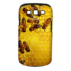 Honey Honeycomb Samsung Galaxy S III Classic Hardshell Case (PC+Silicone)