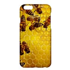 Honey Honeycomb Apple iPhone 6 Plus/6S Plus Hardshell Case