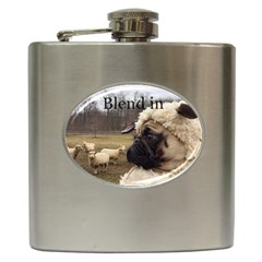 Blend-in Hip Flask