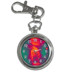 Space Key Chain Watches