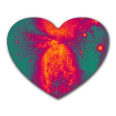 Space Heart Mousepads