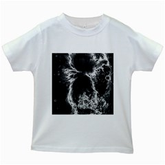 Space Kids White T-Shirts