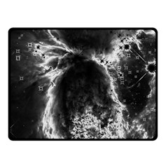 Space Fleece Blanket (Small)