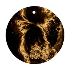 Space Ornament (Round)