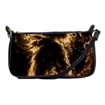 Space Shoulder Clutch Bags Front