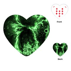 Space Playing Cards (Heart)