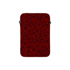 Red Roses Field Apple Ipad Mini Protective Soft Cases