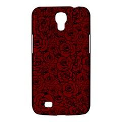 Red Roses Field Samsung Galaxy Mega 6 3  I9200 Hardshell Case